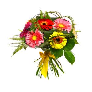 Bouquet con gerbere